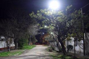 Los barrios Roma y Fomento 9 de Julio contarán con 170 nuevas luminarias led