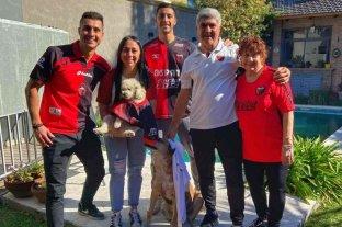 La pasión en familia