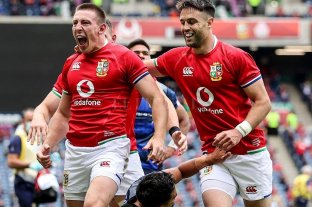 Lions: rugidos en la antesala