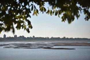 El Río Paraná volvió a descender: midió 22 cm este domingo en Santa Fe