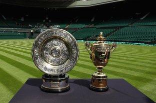 Si la lluvia lo permite, 4 argentinos debutarán este lunes en Wimbledon