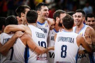 Con 5 santafesinos, este es el equipo argentino de básquet para los JJ.OO.