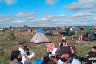 """Reconquista: la Iglesia señaló que el conflicto social  por tierra y vivienda """"era de esperar"""""""