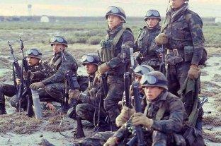 Cerca de 6 mil exsoldados reclaman ser reconocidos como Veteranos de Guerra de Malvinas