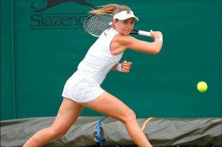 Podoroska ganó y se metió en segunda ronda de Wimbledon