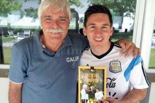 """El profe Salorio sobre Messi: """"Lo veo más capitán que nunca"""""""