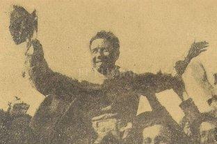 El trágico final de Domingo Bucci, el ídolo deportivo santafesino