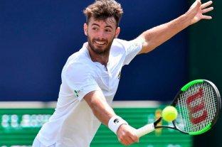 Londero cayó y quedó eliminado en Wimbledon