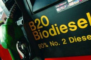 Actualizaron el precio del biodiesel y del bioetanol