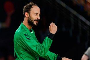 Leo Maciel se convirtió en jugador del Barcelona