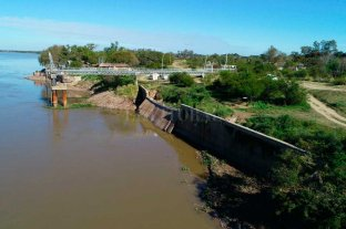 En Colastiné Norte piden que arreglen el  terraplén y evitar futuras inundaciones