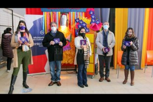 La provincia celebró los 10 años de la Esquina Encendida
