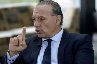 """Sergio Berni, sobre Alberto Fernández: """"Pide mi renuncia todos los días"""""""