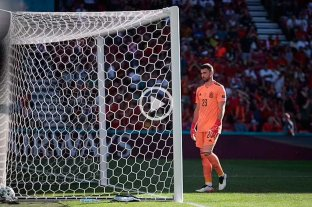 La Eurocopa de los goles en contra