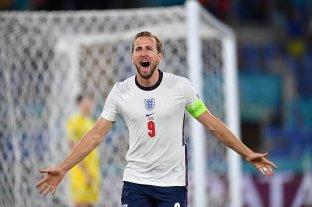 Inglaterra goleó a Ucrania y se medirá en semifinales con Dinamarca