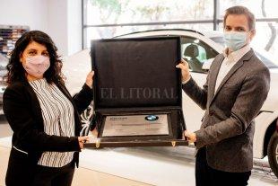 Una santafesina es CEO de una de las automotrices más grandes del mundo