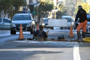 Hay problemas en el agua potable de algunos barrios de la ciudad de Santa Fe