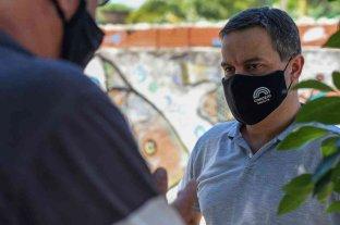 """Leandro González: """"Necesitamos que se garantice el servicio de agua potable en Santa Fe"""""""