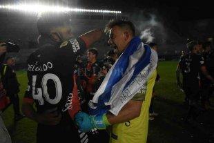 """Burián: """"Está todo bien con Colón pero no puedo volver hasta el 15 de julio"""""""