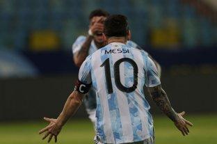 Copa América: a qué hora y que canal emite el partido de Argentina y Colombia