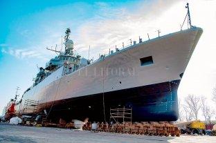 Entregaron a la Armada Argentina el primer buque reparado en el astillero Tandanor