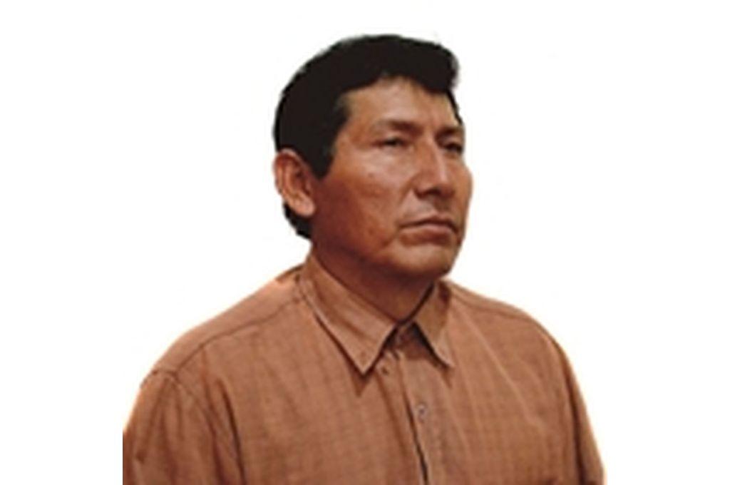 Hilarión Vicente Pilinco Sánchez (51) fue pre-candidato a intendente en las Paso de 2017 por el Partido Justicialista, lista