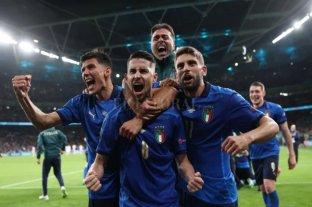 Italia le ganó a España y es finalista de la Eurocopa