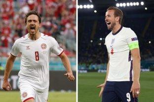 Dinamarca e Inglaterra, por el último boleto a la final