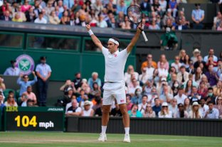 Se definen los pases a la semifinal de Wimbledon