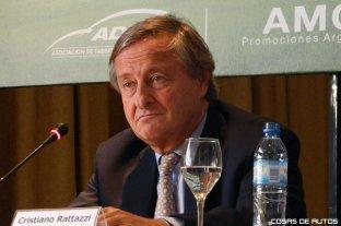 Rattazzi se va de Fiat con elogios a Guzmán y críticas al gobierno