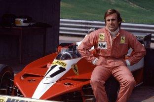 """Ferrari recordó a """"Lole"""" Reutemann, """"el as de Santa Fe"""""""