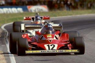 """El mundo de la Fórmula 1 recuerda al """"Lole"""" Reutemann"""