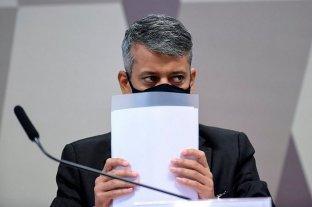 Detuvieron en vivo a un exfuncionario de Bolsonaro en el Congreso por corrupción