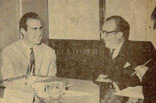 Reutemann y los hermanos Grossi, el origen de un mito