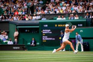 Se definen las finalistas de Wimbledon
