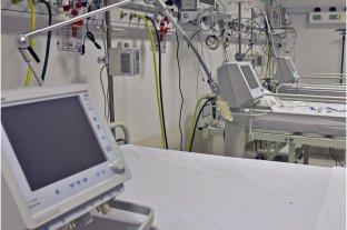 Advierten que solo quedan 53 camas de terapia intensiva disponibles en Entre Ríos
