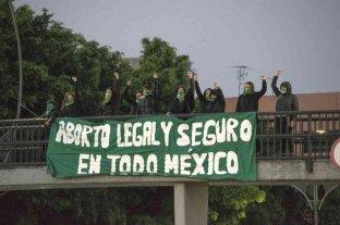 México: declararon inconstitucional penalizar el aborto por violación