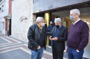 Giorgetti reveló que la idea de Reutemann gobernador fue de Eduardo Duhalde