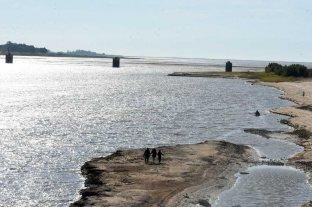 El Río Paraná volvió a descender en Santa Fe y la región