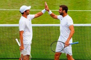Horacio Zeballos jugará la final de dobles en Wimbledon