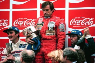 Sentidas despedidas de expilotos argentinos a Reutemann
