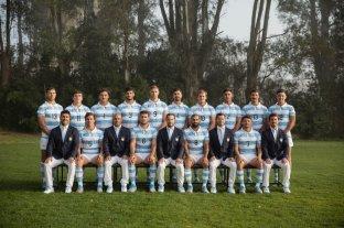 Los Pumas 7s tuvieron su foto oficial