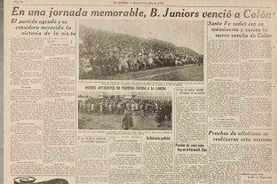 Hace 75 años, Colón inauguraba el futuro Cementerio de los Elefantes