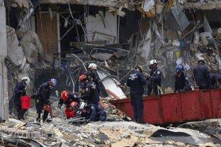 Ya son 95 los fallecidos tras el derrumbe del edificio en Miami