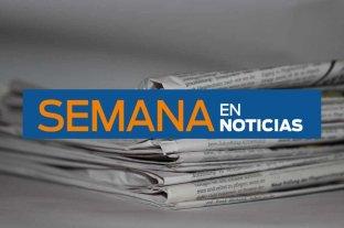 La muerte de Reutemann, el plan de vacunación y las flexibilizaciones en la provincia, los temas de la semana