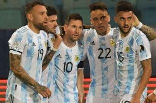 Las curiosidades de la selección ante una nueva final de Copa América