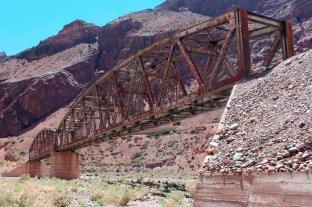 De la Laguna Setúbal a la Cordillera de Los Andes: el destino final del puente ferroviario