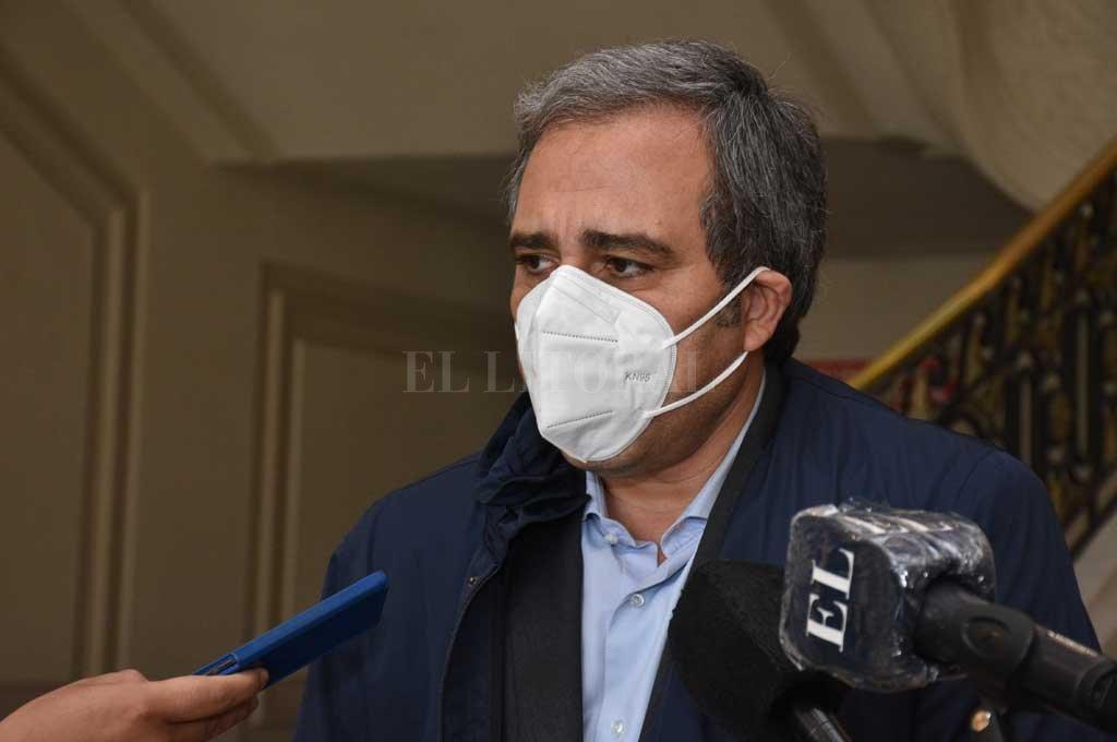 Oscar Martínez sigue en el Frente de Todos