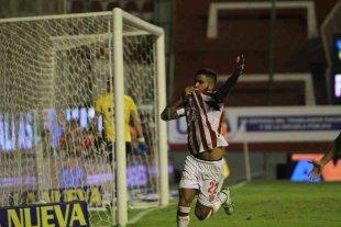 Emanuel Brítez vuelve a jugar en Unión