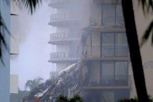 Asciende a 86 el número de muertos tras el derrumbe del edificio en Miami